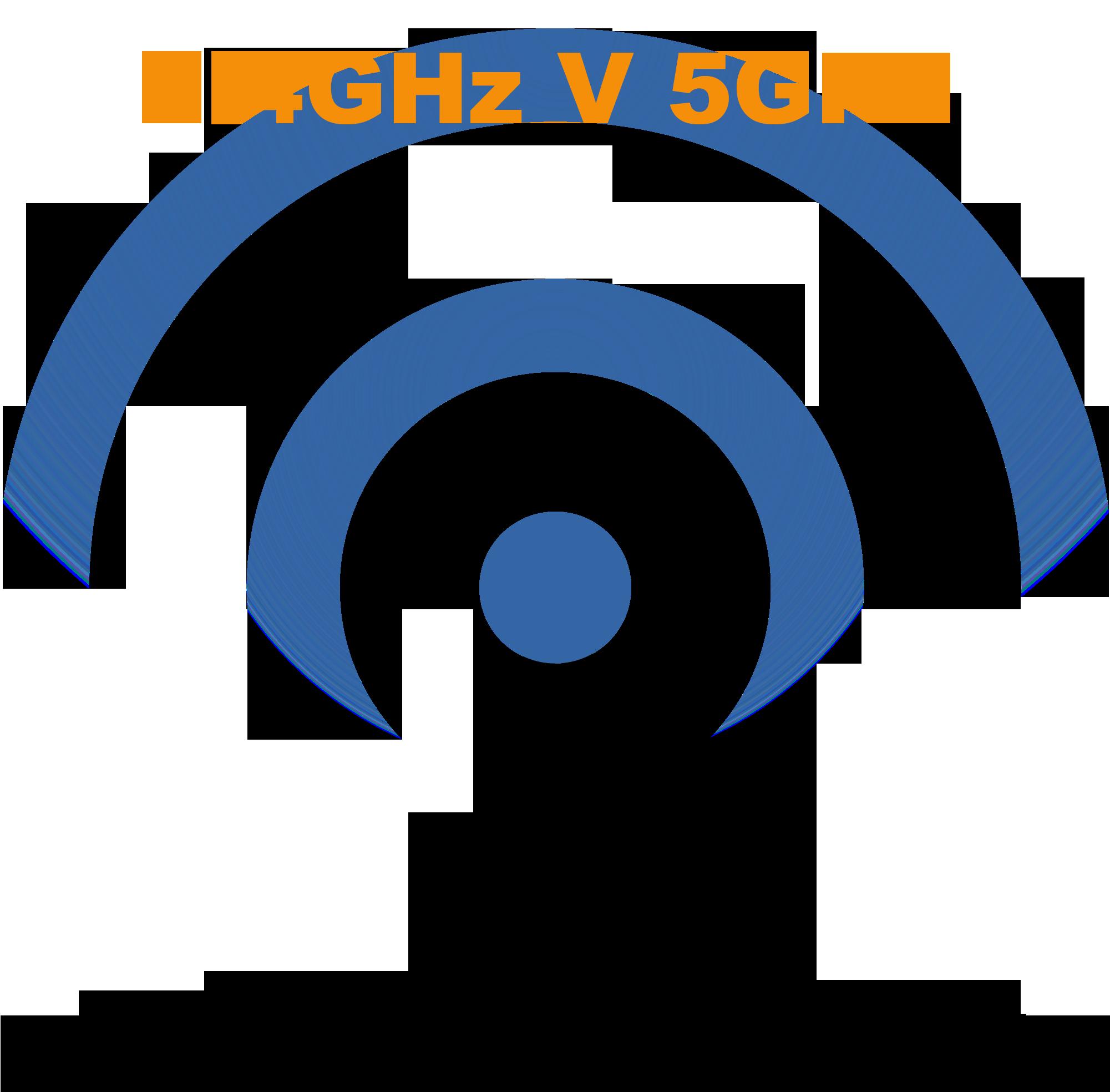 2.4GHz v 5GHz