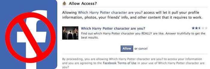 facebook quizzes