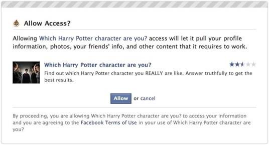 Facebook Quizzes 3