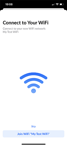 join wifi