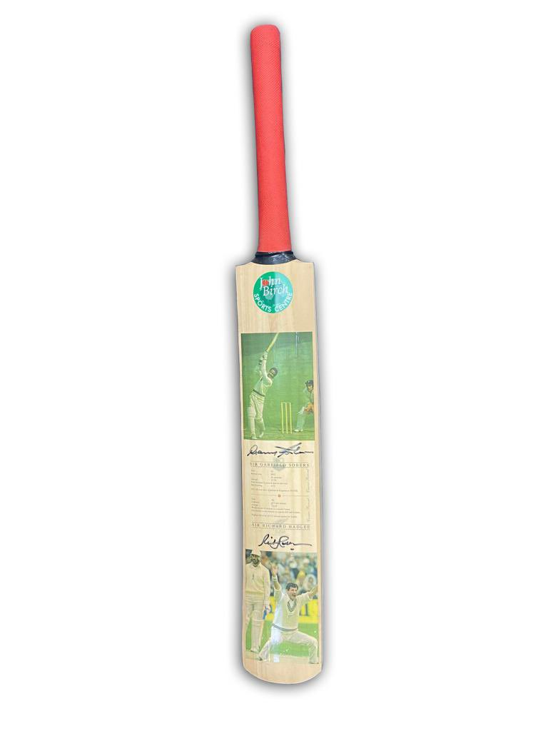Signed Cricket Bat